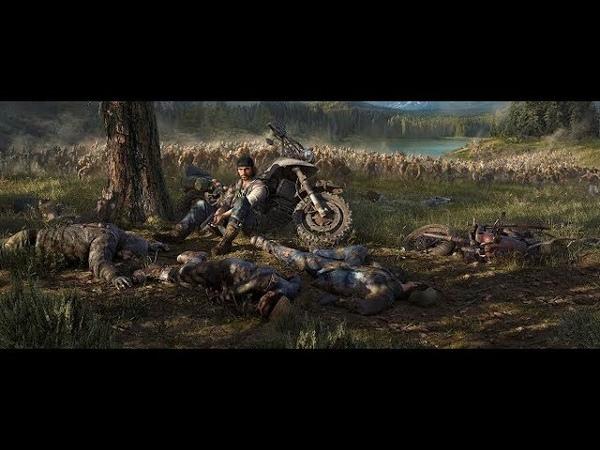 Days Gone разработчики улучшили игру после майской демонстрации Game Informer, появился геймплей