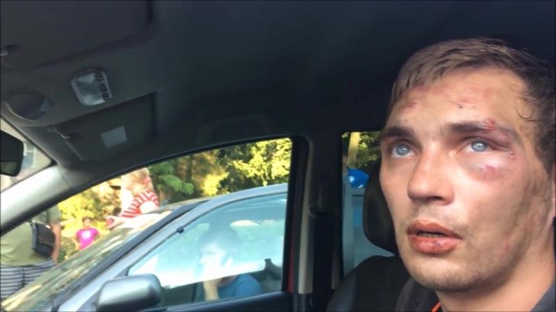В Одессе водители задержали автоугонщика