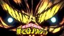 60 FPS All Might vs Noumu League of Villains Boku no Hero Academia