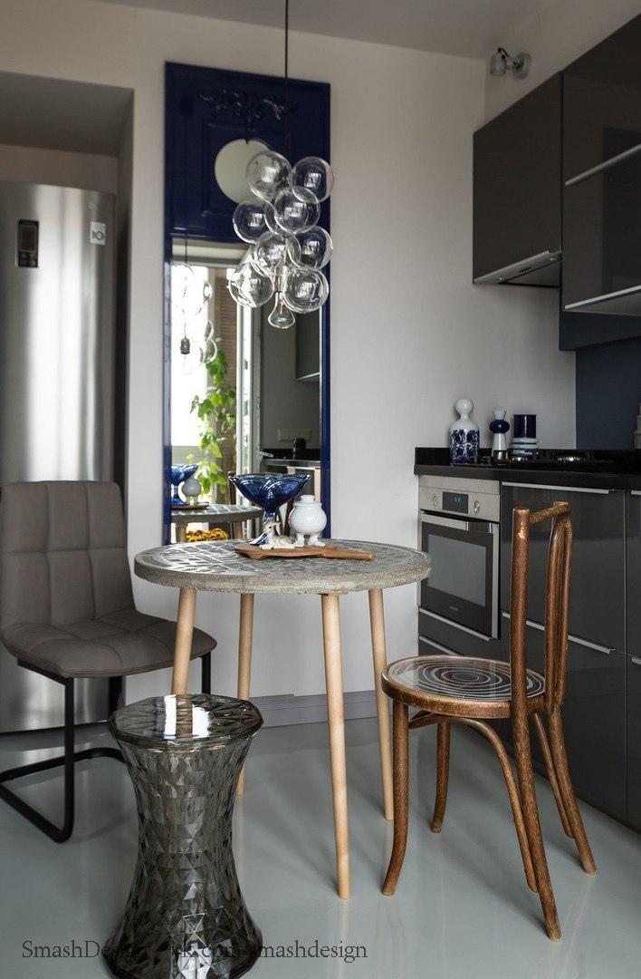 Дизайн квартиры 38 кв.