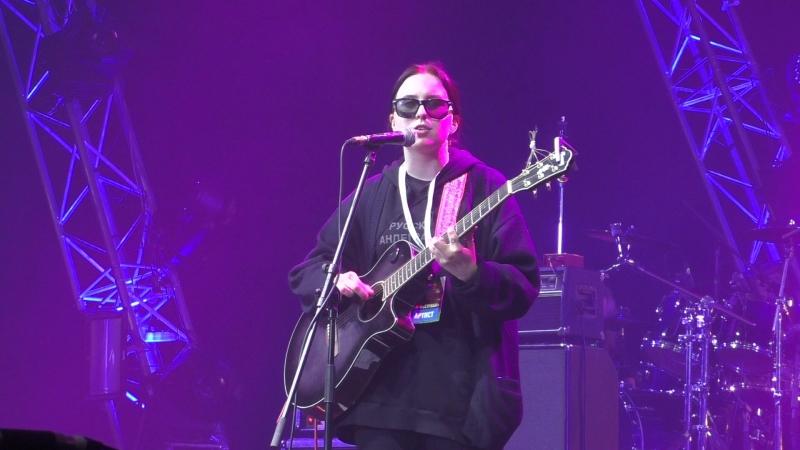 Гречка - Рок-фестиваль RockNBall (14.06.2018, С-Петербург, Ледовый дворец) HD