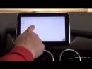 Mercedes A B CLA GLA G Klasse - замена инфодисплея 5.8 на монитор 8