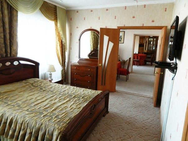 Гостиницы в кызыле