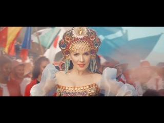 Natalia Oreiro - United by love (Russia 2018) (subtitles)