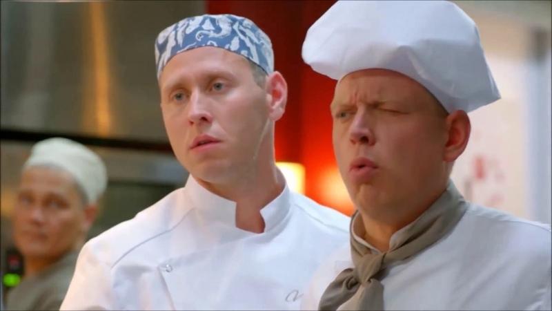 Пошел нах с моей кухни! Отель Элеон! Кухня!