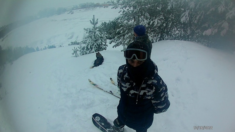 кліп початок лижного сезону
