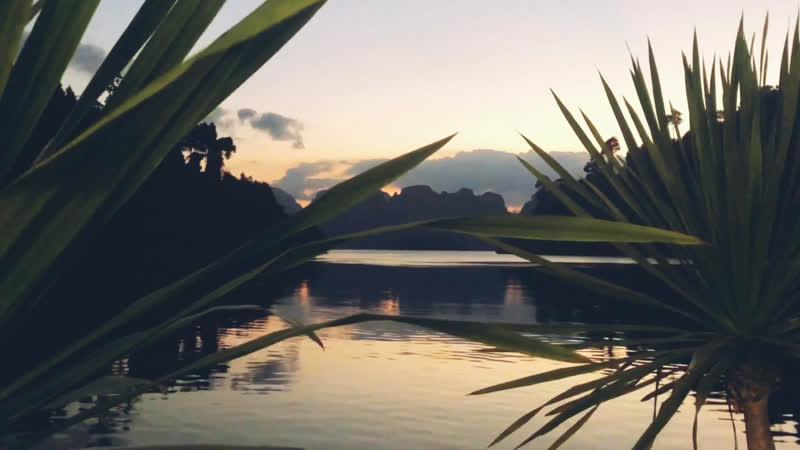 Озеро Cheow Lan