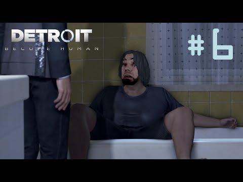 Бухаем, воруем и отдыхаем с девчонками в Detroit Become Human 6