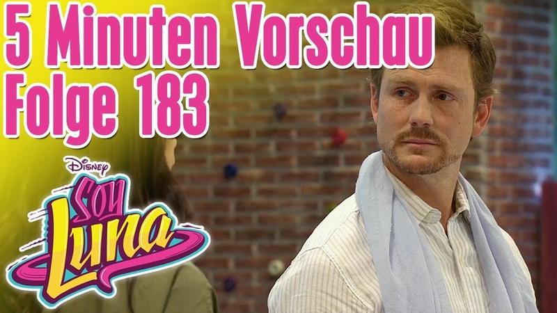 5 Minuten Vorschau - SOY LUNA Folge 183 || Disney Channel