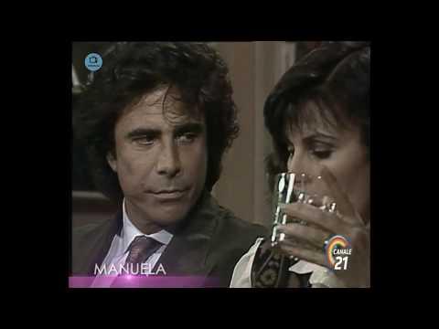🎭 Сериал Мануэла 206 серия, 1991 год, Гресия Кольминарес, Хорхе Мартинес.
