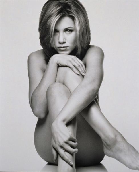 Дженнифер Энистон, наиболее известная как Рэйчел из сериала «Друзья»