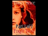 First Test (Protector of the Small #1) by Tamora Pierce Audiobook Full Part 2 of 2