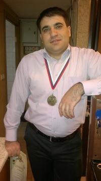 David Sargsyan, 15 июля 1988, Новосибирск, id109753189