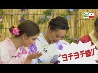 Evgenia MEDVEDEVA + Japan Girls - Palmistry session   Сеанс Хиромантии (Dreams on Ice 2018)