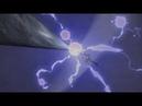 Боруто и Сарада против Шинки Боруто использует фиолетовую молнию