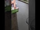 Владикавказская 65 Видео с озером из этого двора поступают после каждого проливного дождя