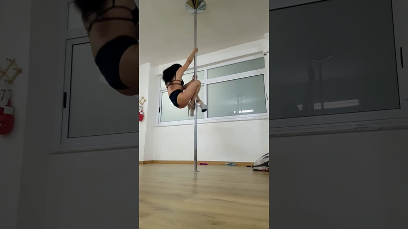 Exotic Pole Dancing to Way Down We Go by Kaleo