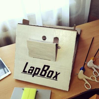 Lap Box