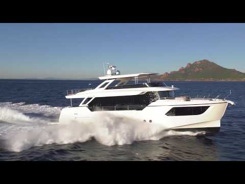 Motor Yacht Navetta 73 by Absolute Yachts 2017