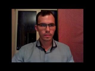 Работа с нервными состояниями - онлайн-трансляция психолога, коуча Глеба Богатского