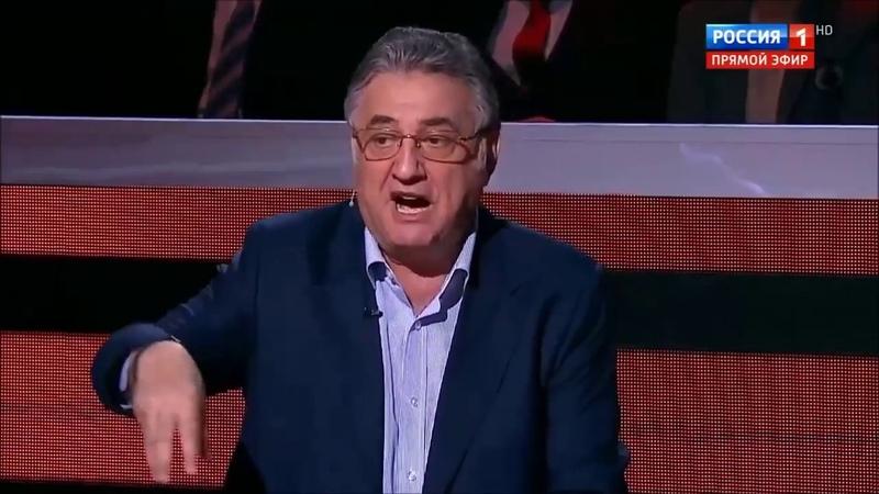 Семён Багдасаров о политическом кризисе в Армении (26.04.2018)