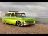 1966 Chevrolet Suburban Restoration Project