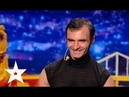 Певец-стриптизер Александр Пистолетов - Україна має талант-6 - Кастинг во Львове