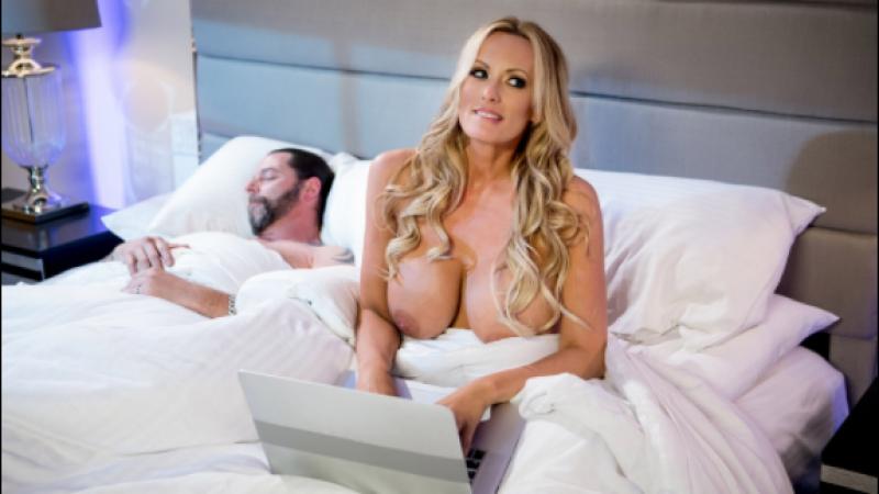 Brazzers Porno HD Stormy's Secret Stormy Daniels Keiran Lee (смотреть Brazzers online HD, fuck moms, big tits)