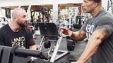 Meet The Mastermind Behind Dwayne Johnsons Fitness Regimen