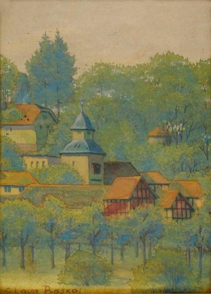 Славу Рашкай называют первой из хорватских импрессионистов Хотя некоторые исследователи ее творчества утверждают, что Рашкай не видела работ импрессионистов и не могла находится под их влиянием.