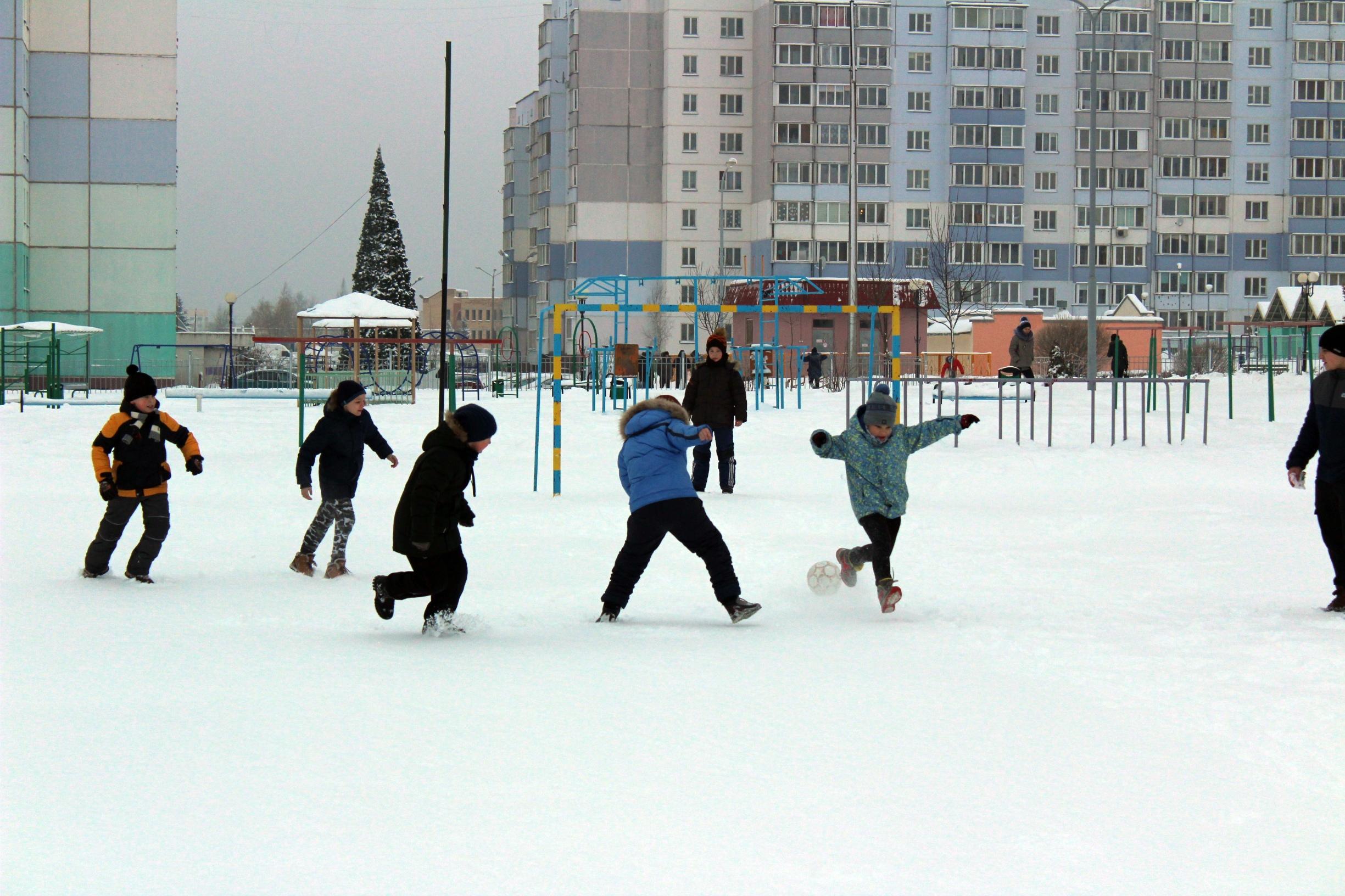 Зимний День Здоровья (фотофакт)