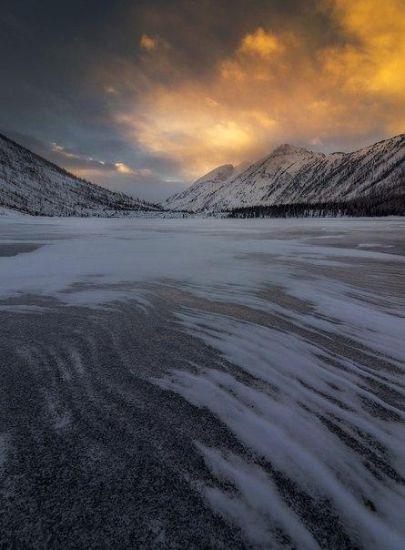 Республика Алтай, Мультинские озера.