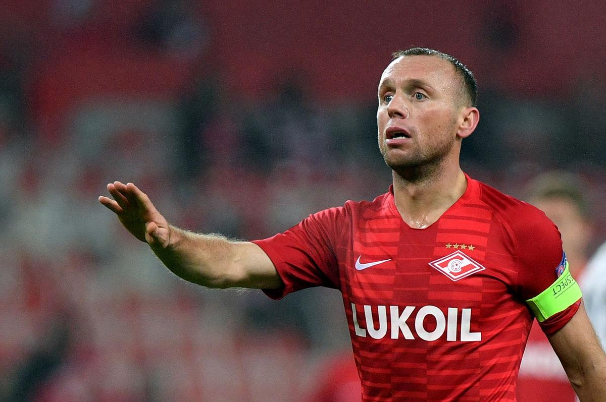 «Спартак» – за Глушакова, фанаты ответили «сливом»