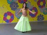 Школа арабского танца Хабиби- Диана Королева соло