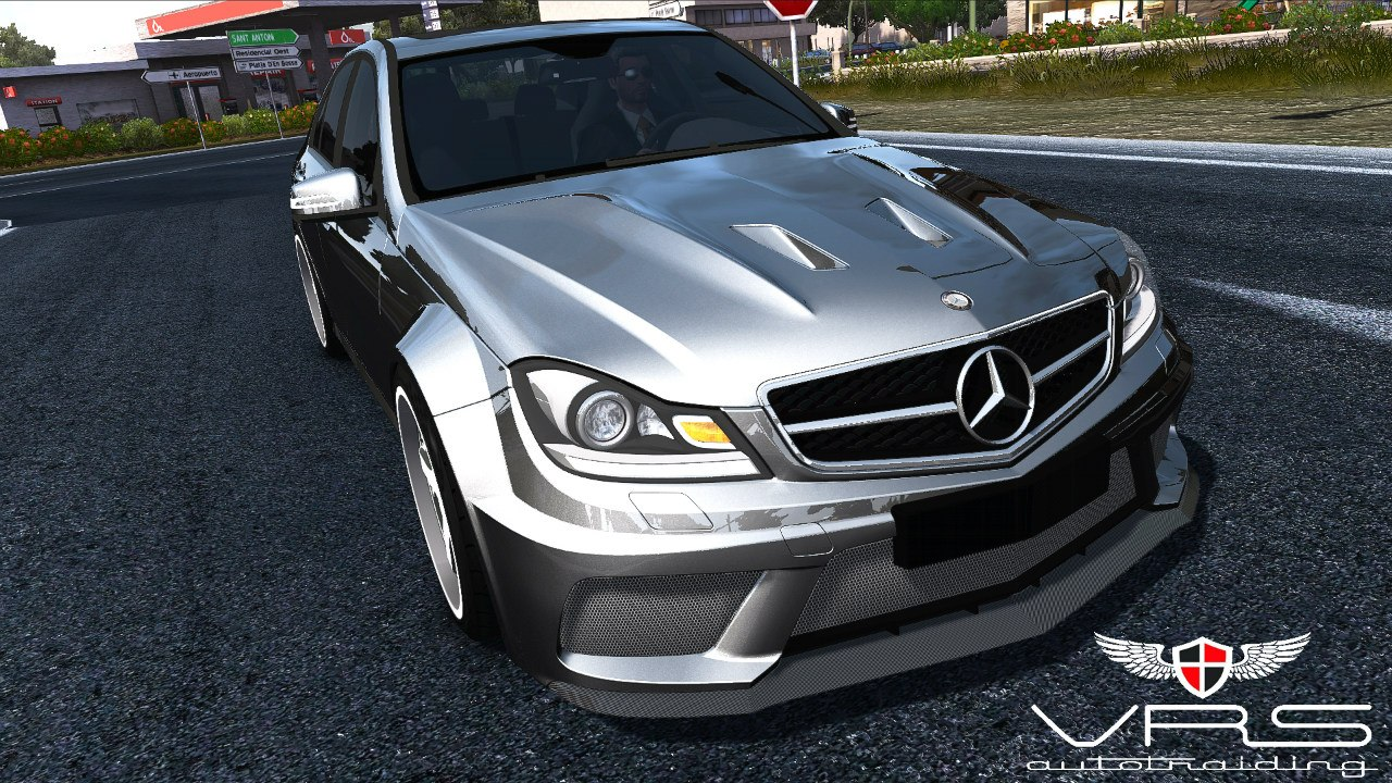 released mercedes benz c63 amg w204 black series drive turboduck forum. Black Bedroom Furniture Sets. Home Design Ideas