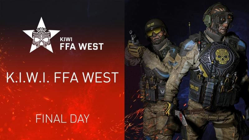 Warface K.I.W.I. FFA WEST. Final Day