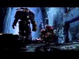Warhammer 40 000:Plastic Wax Space Marine CGI