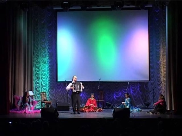 Andrey Sapkevich (accordion)-HAITARMA-ХАЙТАРМА