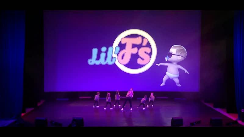 Танцы для малышей (3-4 года) СПб | Высшая школа уличного танца Effort