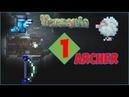 Скилл || Лучник 1 || Terraria Expert