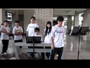 Taiwanese male student sings Der Hölle Rache(Queen of the Night's second aria ).mp4