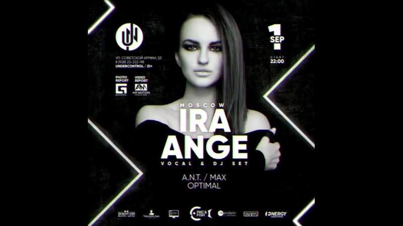 Ira Ange Live @underground.zone (UNDERGROUND)