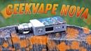 GeekVape NOVA 200W TC Kit with Cerberus Tank | HI end мод!