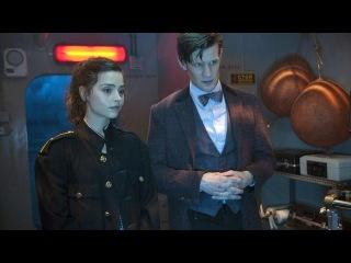 Трейлеры сериалов. Доктор Кто/ Doctor Who. Русскоязычный трейлер 2-ой половины 7 сезона