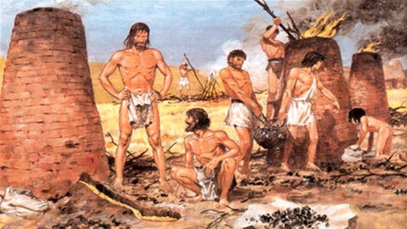 Древняя металлургия (рассказывают историки Евгений Черных и Владимир Завьялов)
