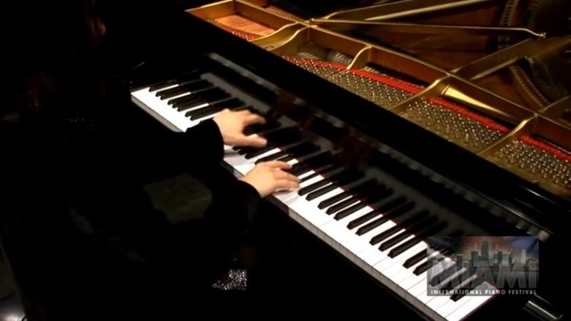 MISHA DACIC PLAYS LISZT HUNGARIAN RHAPSODY 9