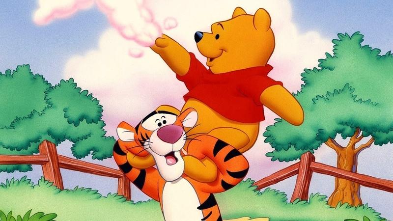 Новые приключения медвежонка Винни и его друзей - Серия 1, Сезон 1   Мультфильмы Disney Узнавайка