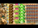 Pvz 2 Coconut Cannon Homing thistle and Bonk Choy