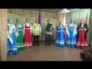 30 апреля в с Юрьево побывали гости из п Юбилейного анс Родная сторонка и Парни обыкновенные Фрагмент концерта