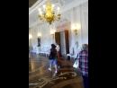 Белый зал в Гатчинском дворце